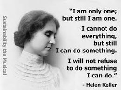 Her Accomplishments - Helen Keller